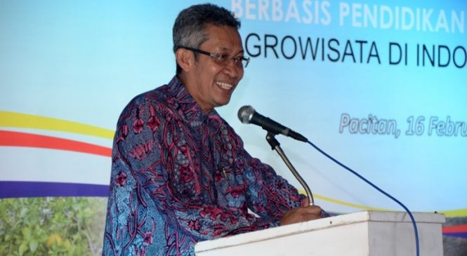 Pacitan as a Pilot Plot for Dry Land Based Agriculture